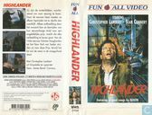 DVD / Vidéo / Blu-ray - Bande vidéo VHS - Highlander