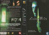 DVD / Video / Blu-ray - VHS videoband - Alien Resurrection