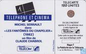Cartes téléphoniques - France Telecom - Michel Serrault