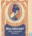 Theezakjes en theelabels - Hausbrandt - Ceylon Tea