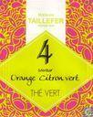 4 saveur Orange Citron vert