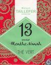 13 saveur Menthe Nanah