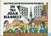 Hetwelenweevanpolendree in 751 joar Hasselt