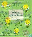 Theezakjes en theelabels - Karel Capek - Refresh Green Herb