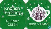 Sachets et étiquettes de thé - English Tea Shop -  2 Ghostly Green