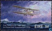 First transatlantic flight 100 years