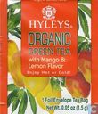 Teebeutel und Tee Etiketten - Hyleys [r] - Green Tea