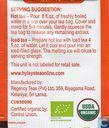 Sachets et étiquettes de thé - Hyleys [r] - Green Tea