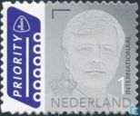 Postzegels - Nederland [NLD] - Koning Willem Alexander portret