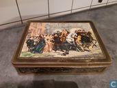 Blikken en trommels - DBF (Des Beukelaer Frérés) - 17e-eeuws gezelschap en ruiters