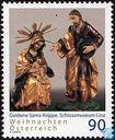 Postzegels - Oostenrijk - Kerstmis