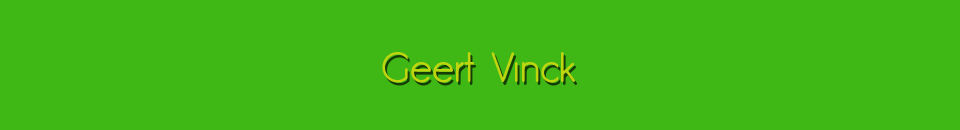 Geert Vinck