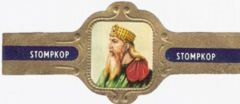 Koningen der Westgoten (Stompkop)