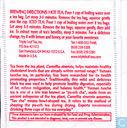 Teebeutel und Tee Etiketten - Triple Leaf Tea - Cholesterid Tea™