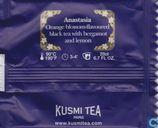 Theezakjes en theelabels - Kusmi Tea - Anastasia