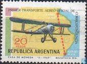 50th Anniversary of 1st Airmail Service.