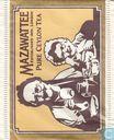 Sachets et étiquettes de thé - Mazawattee -  Earl Grey