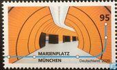 U-Bahn Station Marienplatz Munich