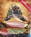 Tea bags and Tea labels - Z-Orda - Green tea powder