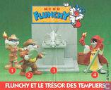 Flunch 1999: Flunchy et le Tresor des Templiers