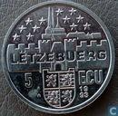 Luxemburg 5 ecu 1993 Joseph Bech