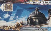 Telefoonkaarten - France Telecom - L'Académie française
