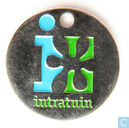 Intratuin(dubbelzijdig)[blauw-groen]