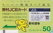 JCB Nomura Card