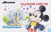 Tokyo Disneyland - Mickey Mouse