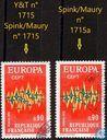 Postage Stamps - France - Europa – Polar Aurora