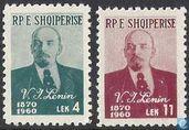 Postage Stamps - Albania [ALB] - Vladimir Lenin