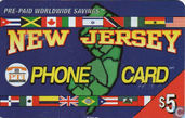 New Jersey phone card