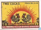 Two Cocks