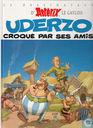 Uderzo, Croqué par ses Amis, Le dessinateur D'Asterix le Gavlois
