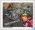 Postzegels - Zwitserland [CHE] - Schooltijd