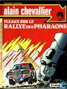 Comics - Alain Chevallier - Fléaux sur le rallye des pharaons