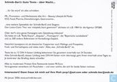 "Ansichtkaarten - Blanda cards (logo) - 0323 - Schreib-Bar ""Texte bei Nacht:..."""