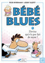 Comics - Bébé Blues - Devine qui n'a pas fait de sieste ?