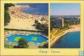Cartes postales - Olimp - Badplaatsen