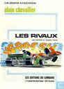 Comics - Alain Chevallier - Les rivaux