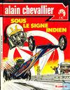 Comics - Alain Chevallier - Sous le signe indien