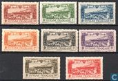 Postage Stamps - French Guiana - View of Cayenne