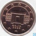 Malte 5 cent 2020