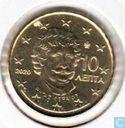 Grèce 10 cent 2020