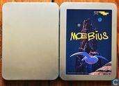 Moebius - Blik met 11 ansichtkaarten (leeg)
