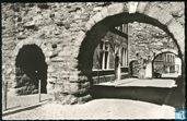 Maastricht Oude Poortjes achter de St. Servaaskerk
