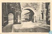 Maastricht Oude Poortjes achter de St. Servaaskerk  (kopie)