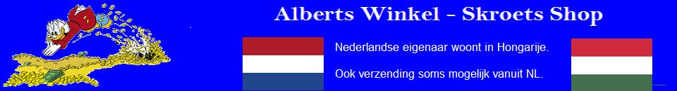 37,806 items for sale at Alberts store - Skroets shop