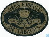 Gran Fabrica de Tabacos - Flor Fina