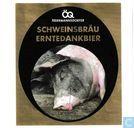 Herrmannsdorfer Schweinsbräu Erntedank bier